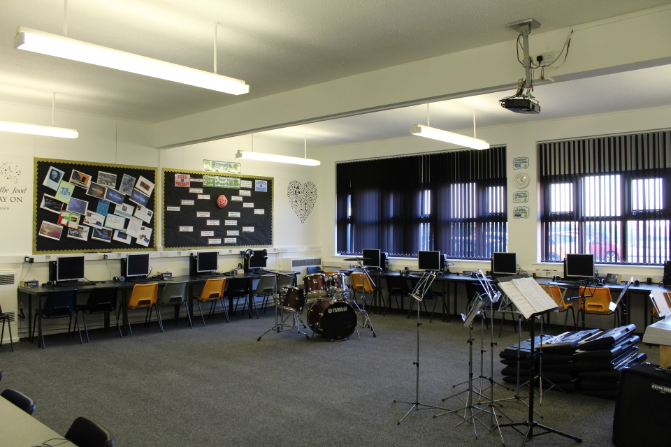 Music Department